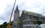 L'église Saint Lambert de Naninne