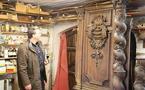 Rénovation des confessionnaux de l'Eglise Saint-Loup