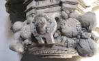 Loyers, église Saint Sébastien, restauration de la théothèque