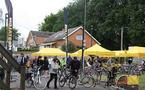 La Fête du Vélo 2011 à Namur: un beau succès malgré la pluie