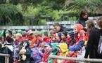 La Grande Excursion 2011 à Pairi Daiza
