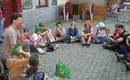 2500 enfants enchantés par les plaines et les stages de vacances