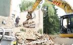 WARTET: démolition de l'école avant la très attendue reconstruction
