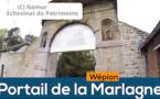 Wépion : renaissance du Portail de la Marlagne