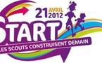 Les 100 ans de la Fédération des Scouts de Belgique: 23.000 jeunes rassemblés le 21 avril pour le plus gros événement organisé à Namur en 2012
