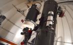Un télescope unique en Belgique