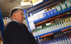 Première en Belgique : une centrale de produits d'entretien bio