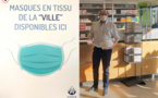 Namur : les masques disponibles en pharmacies