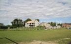 Wartet: le chantier de la nouvelle école à l'été 2012