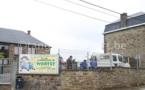 Wartet: nouveaux châssis pour l'école communale
