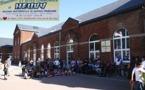 Ecole d'Heuvy: nouvelle toiture et nouveaux chassis pour la rentrée 2012