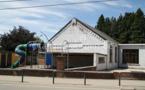 Rénovation de la Salle Parmentier de Vedrin