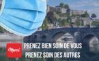Namur : masque obligatoire dans la Corbeille et ailleurs