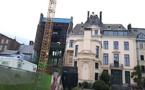 42 rue de Fer : rénovation de la toiture