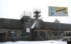 Naninne: un nouveau toit pour l' Ecole Communale