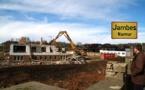 Nouvelle caserne des pompiers: début du chantier