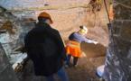 Halle al Chair : fouilles de l'AWAP