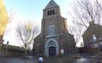 Eglise Saint Joseph de Belgrade : la restauration