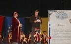 Intronisation lors du 40ème Chapitre de l'Ordre de Saint Vincent Jambes