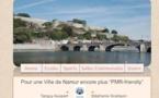Namur, des batiments communaux davantage PMR friendly