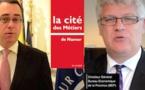 Importants soutiens pour la Cité des Métiers de Namur