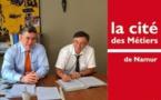 L'Université de Namur partenaire du projet Cité des Métiers