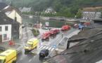 Les pompiers déménagent vers Jambes