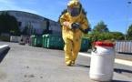 La zone NAGE : prête en cas d'accidents chimiques