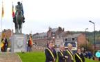 La statue du Roi Albert inaugurée