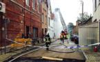 Explosion dans une maison à Wépion
