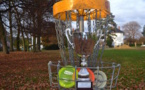 Le Namur Disc Golf emménage au Chateau d'Amée