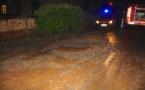 Pluies torrentielles sur la région namuroise